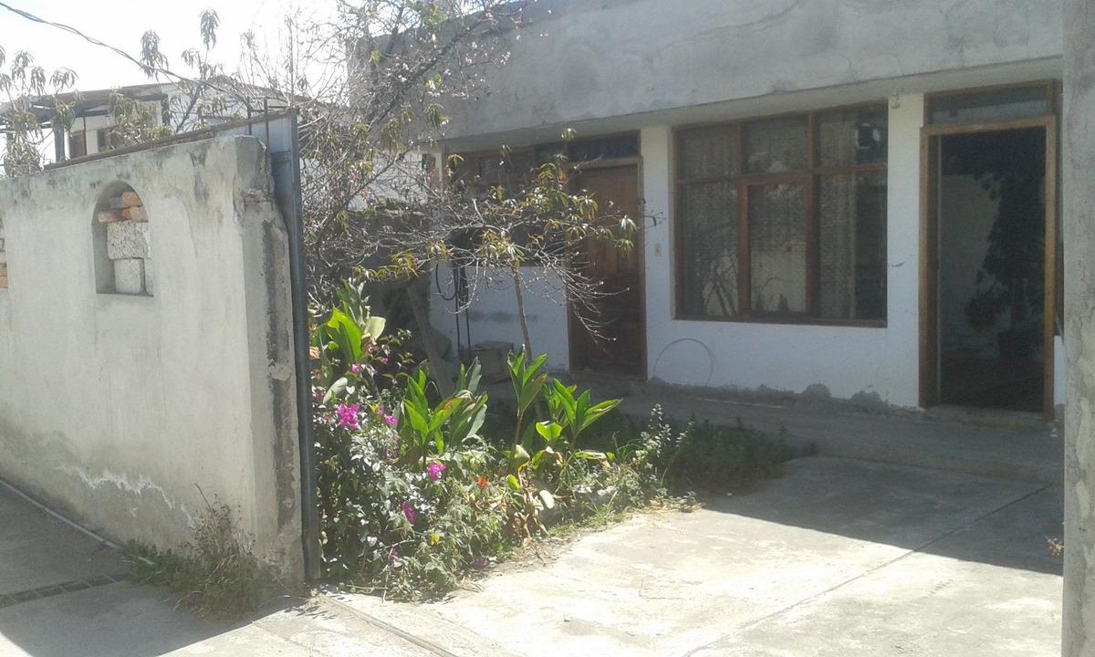 preciosa casa en izamba una planta