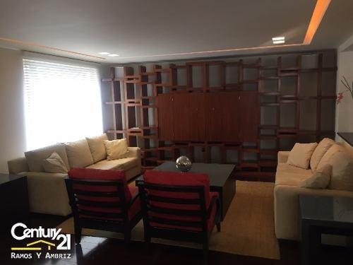 preciosa casa en renta en club de golf los encinos