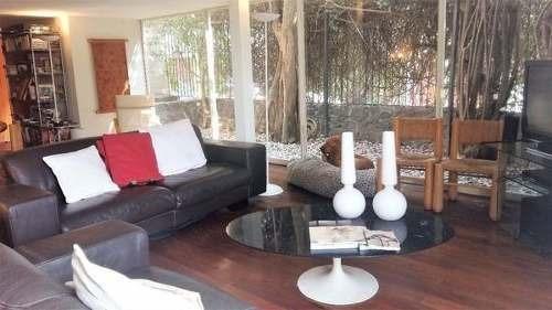 preciosa casa en renta en lomas de reforma en calle cerrada