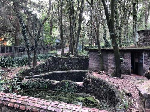 preciosa casa en renta en un lugar maravilloso boscoso excelente ubicación