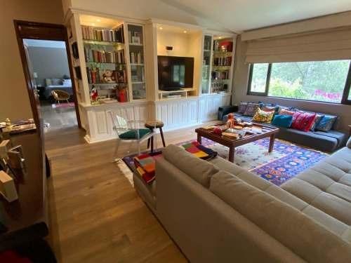 preciosa casa en venta en bosques de las lomas
