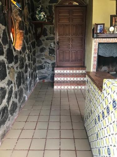 preciosa casa en venta en santo tomas ajusco