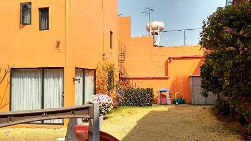 preciosa casa en venta en satélite, con vigilancia las 24 hr