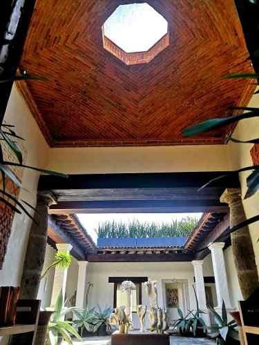 preciosa casa en venta muy cerca del centro de tepoztlán