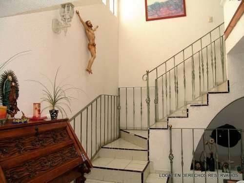 preciosa casa estilo mexicano moderno con vista panoramica