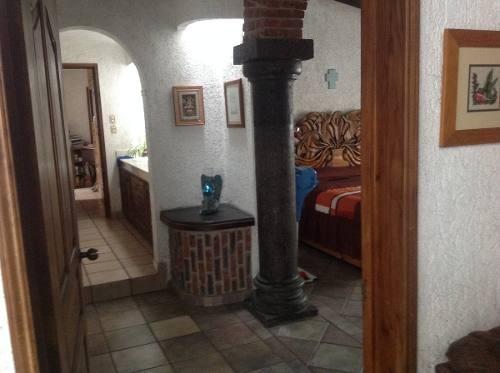 preciosa casa estilo mexicano para disfrutarla en grande