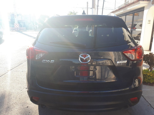 preciosa mazda cx-5 i grand touring unico dueño