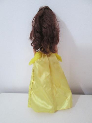 preciosa muñeca barbie bella de la bella y la bestia