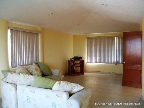 preciosa residencia campestre con cómodos espacios