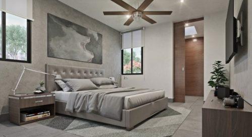 preciosa residencia en country club yucatan. norte de merida.