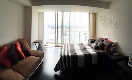 preciosa suite amueblada