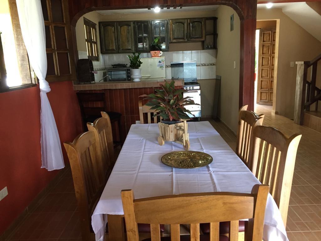 preciosa villa en renta en jarabacoa