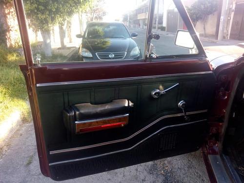 preciosa wagoneer 84
