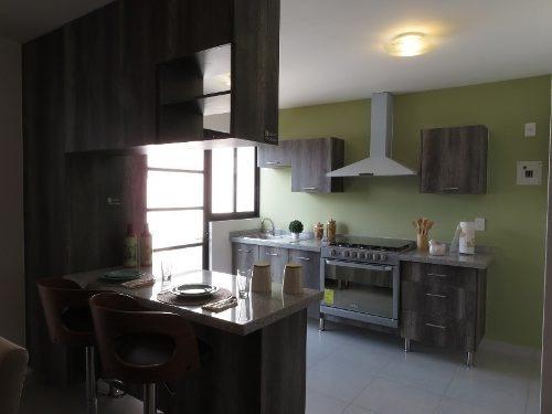 preciosas casas en venta modelo cuarzo en residencial riscos de zakia !!