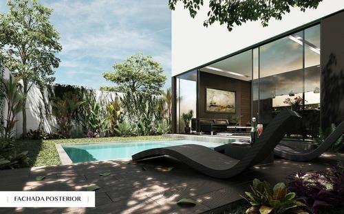 preciosas residencias en stanna modelo c en dzitya preventa