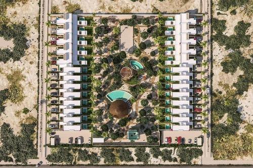 preciosas villas en chicxulub puerto