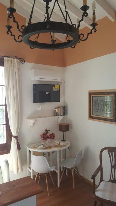 precioso apartamento de 1 dormitorio rodeado de verde