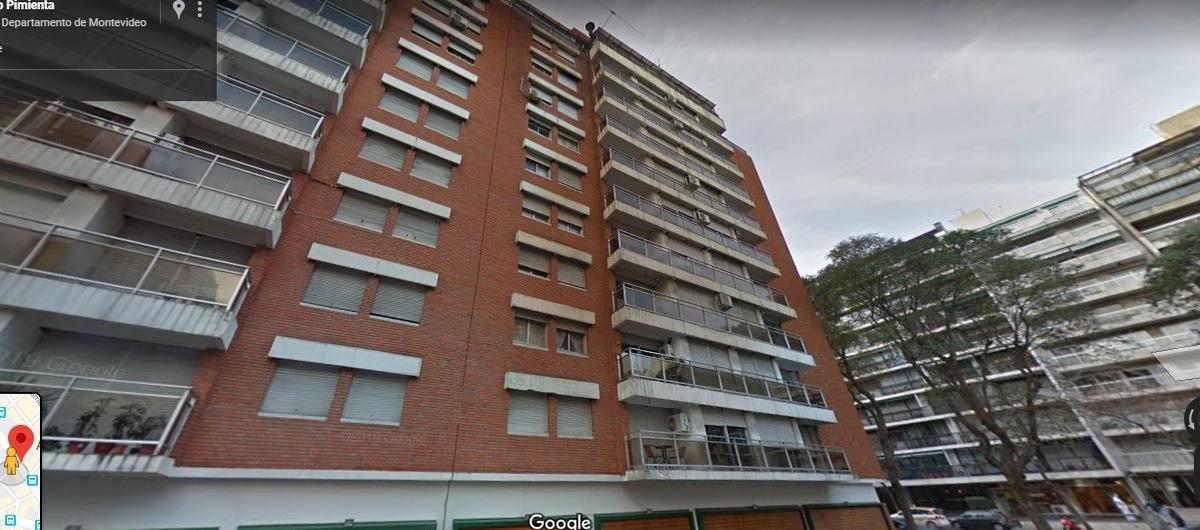 precioso apto equipado 1 dormitorio 42  mts av brasil