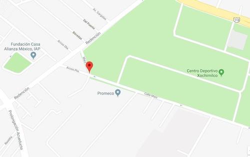 precioso departamento deportivo xochimilco