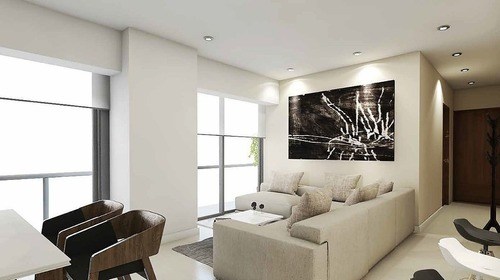 precioso departamento luxury! en juriquilla tres vistas, 2 recámaras, 2 baños