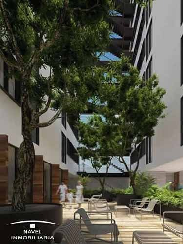 precioso departamento roofgarden, con balcon. des-202