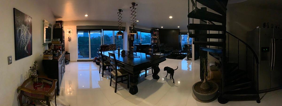 precioso exclusivo apt 214m2, 2 p, roof g privado