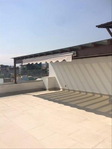precioso pent-house con espectacular roof-garden privado