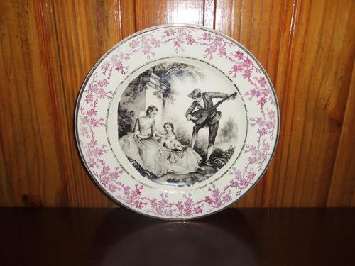 precioso plato 23 cm