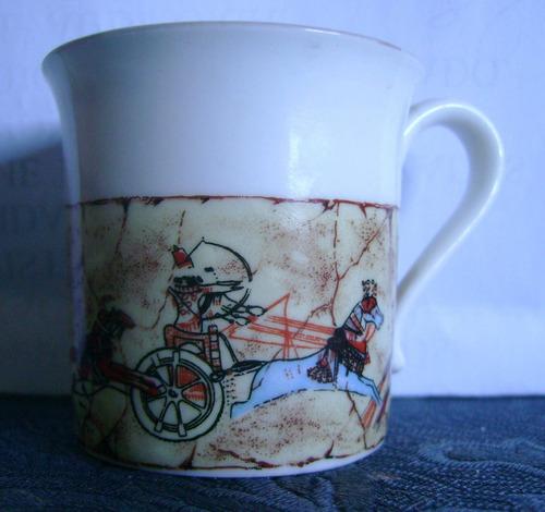 precioso pocillo de cafe porcelana hartford
