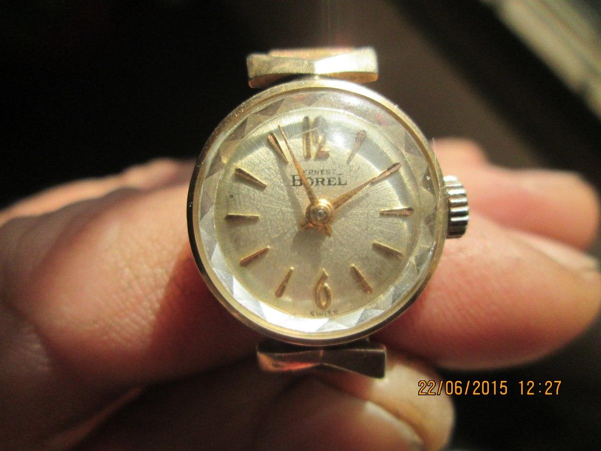 Ernest Pulsera 000 Precioso Dama Borel125 Reloj Enchapado 5jL4AR