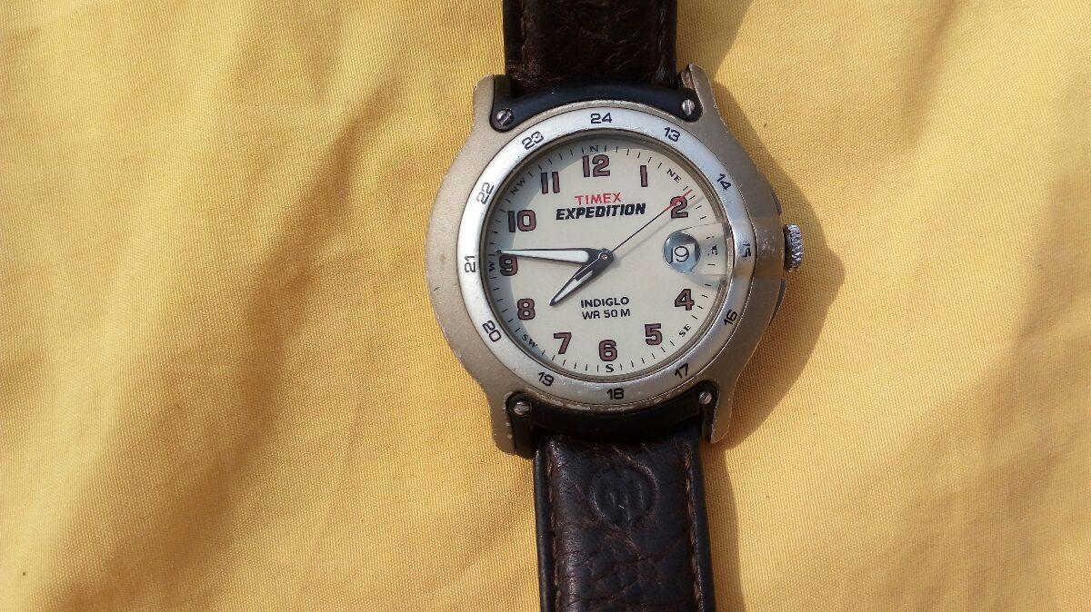 85f1cb6dc6ea Precioso Reloj Timex Expedition Indiglo Wr 50 M -   42.000 en ...