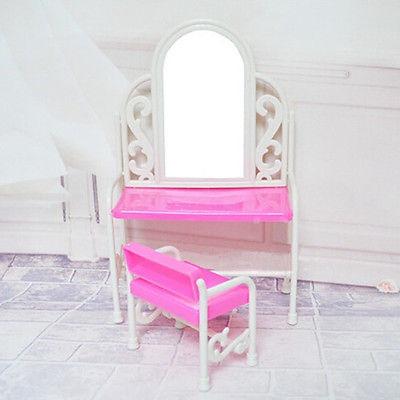 Precioso Set De Tocador Silla Para Muebles De Dormitorio ...