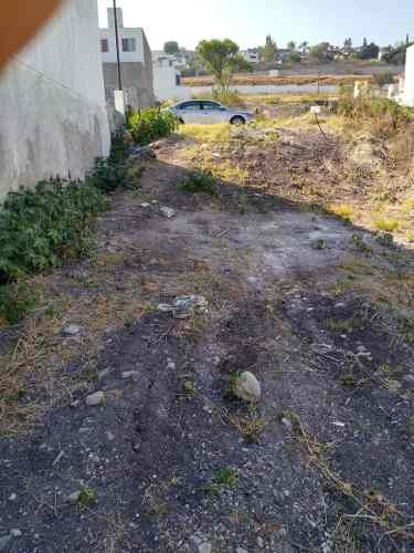 precioso terreno en pedregal de schoenstatt - 114 m2, casa club, alberca, ganalo