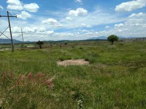 precioso terreno en venta  de 12,000 m2 a 300 mts. de la carretera palmillas-apa