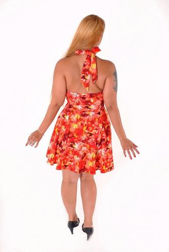 precioso vestido pinup