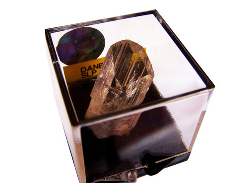 precioso y raro cristal de danburita