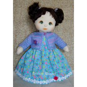 Preciosos Chalecos Para Muñecas My Child