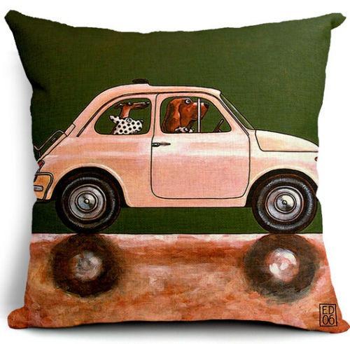 preciosos cojines de lino y algodón incluye relleno