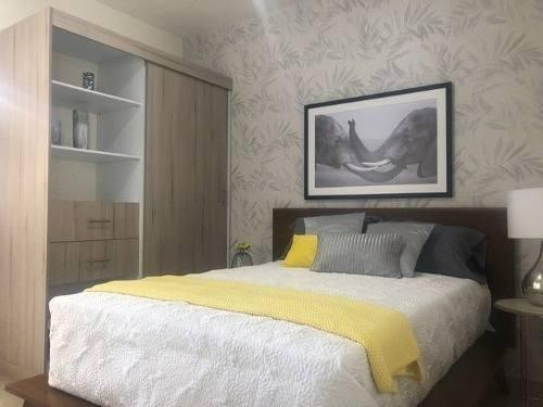 preciosos departamentos en montes pirineos, 2 recamaras, 2 baños completos, lujo