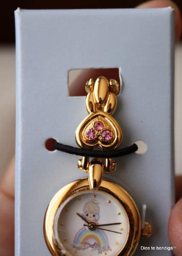 preciosos momentos exclusivo reloj