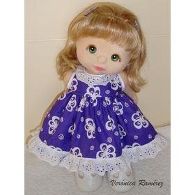 Preciosos Vestidos Para Muñecas My Child