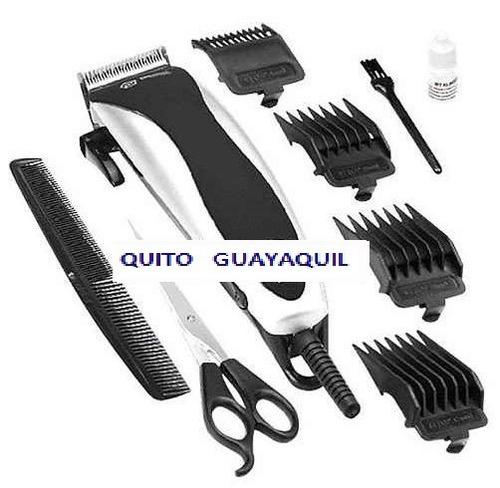 precisa maquina corta cabello 4 nivel tijera peinilla aceite
