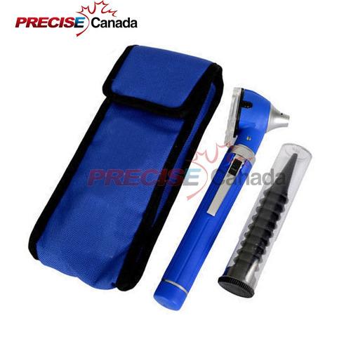 preciso canadá fibra óptica óptico mini color azul (conjunt