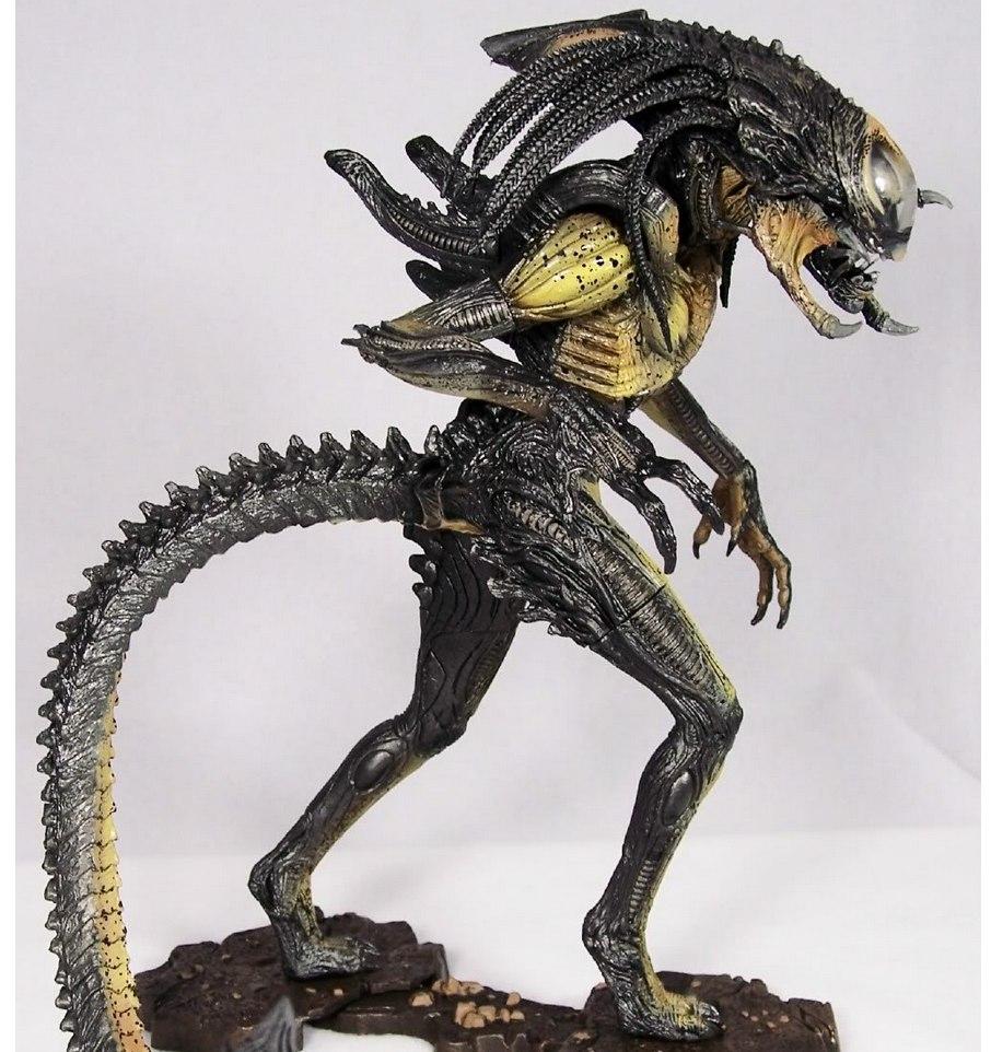 Predalien Híbrido - Alien Vs Predador Requiem - Avp - Neca ...