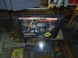 predator 2 sega genesis cartucho envio gratis