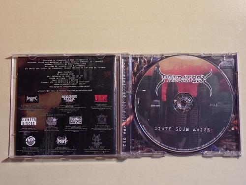 predatory - dirty scum arise (thrash metal)