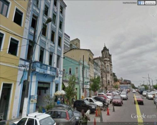 prédio antigo com 5 andares muito bem localizado, de frente ao 2º distrito naval, com amplo estacionamento público - 148 - 31992922