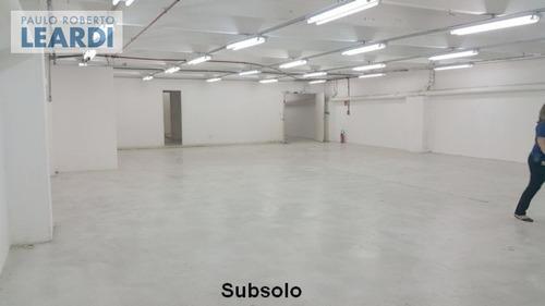prédio barra funda  - são paulo - ref: 498387