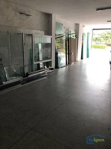 prédio com 3 lajes 178 m² cada - pr0014