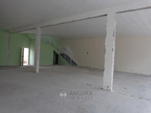 prédio com. 612m² centro - 2651-1